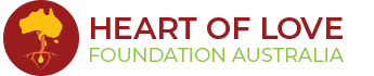 Heart of Love Foundation Logo